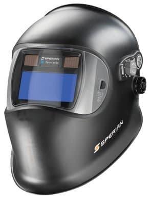 Black Unpainted Optrel e650 Series Auto-darkening Welding Helmets
