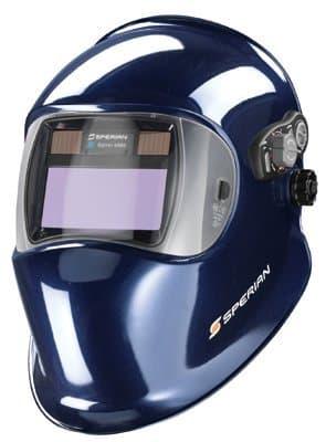 Dark Blue Optrel e680 Series Auto-darkening Welding Helmets