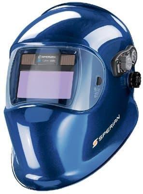 Medium Blue Optrel e680 Series Auto-darkening Welding Helmets
