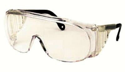 Uvex Clear Frame Ultraspec 2001 Over-The-Glass Goggles