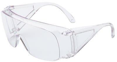 Uvex Clear Ultra-spec 1000 Visitorspec Eyewear
