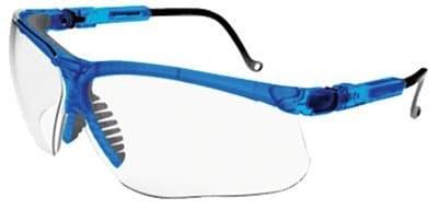 Blue Frame Clear Lens Uvex Genesis Vapor