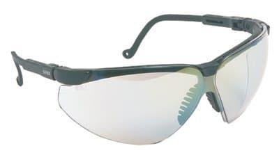 Black Frame Clear Lens Genesis XC Eyewear