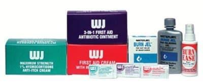 .5GM. First Aid/Burn Cream Packets