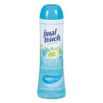 Final Touch Fresh Expressions In Laundry Scent Booster