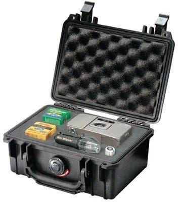 "Pelican 8-1/4""X6-1/2""X3-5/8"" Small Protector Cases"