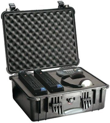 """Pelican 19"""" X 14"""" X 7-3/4"""" Large Protector Case"""