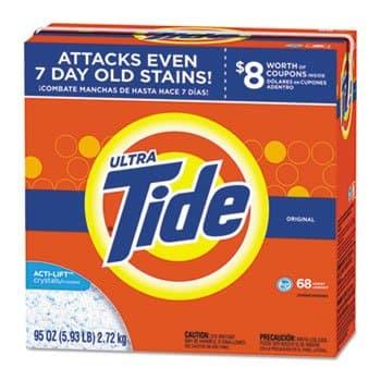 95 oz Tide High Efficiently Laundry Detergent Powder