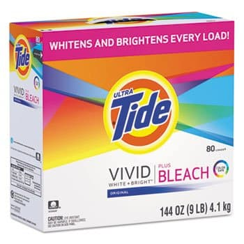 Tide Ultra Powder Laundry Detergent with Bleach
