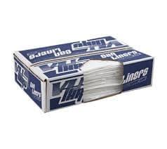 Pitt Pitt Plastics High-Density 12 Micron 55 Gallon Mini-Roll Liners
