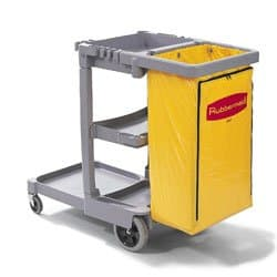Rubbermaid Replacement Vinyl 21 Gallon Bag for 6173-88 Cleaning Cart