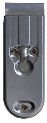 5 Blades Carbon Steel Push/Pull Window Scraper