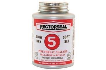 1 qt No. 5 Pipe Thread Sealants