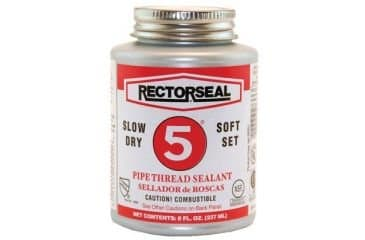 1 pt. No. 5  Pipe Thread Sealants
