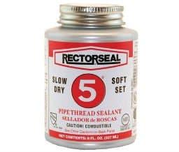 1/2 pt. No. 5  Pipe Thread Sealants