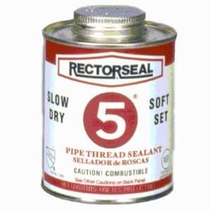 1/4 Pint No. 5 Pipe Thread Sealant