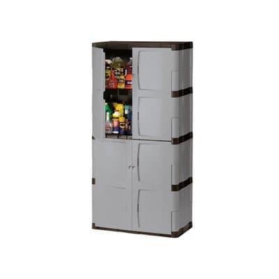 Rubbermaid Heavy Duty Spacious Cabinets