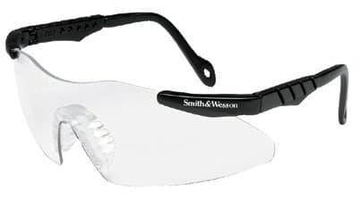 Magnum 3G Safety Glasses with Mini Black Frame