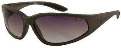 Black Frame Polycarbonate Lens 38 Special Safety Eyewear