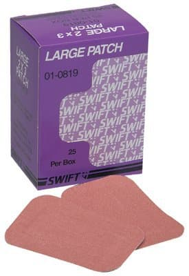 "2"" X 3"" Heavy Woven Adhesive Bandages"