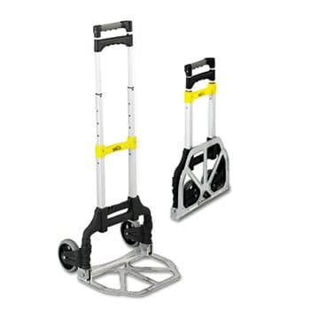 110 pound Capacity Stow & Go Hand Truck Cart