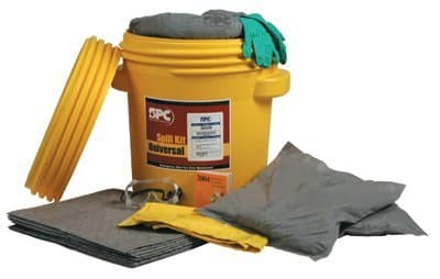 20 Gal Drum Spill Kit For Oil, Water & Chemicals