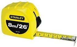 "Stanley 1""X26' Single Side Stanley Measurement Tape Rule"