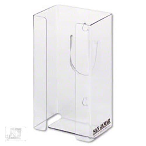 San Jamar Plexiglas Clear Single-Box Glove Dispenser 5-1/2X3-3/4X10