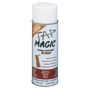 Tap Magic 12 oz Aerosol Ozone-Friendly Cutting Fluid w/ EP-Xtra