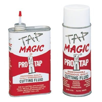 16 oz Biodegradable Protap Cutting Fluid w/ Spout Tap