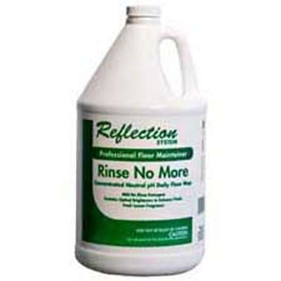 Reflection System Rinse-No-More Floor Cleaner-1 Gallon
