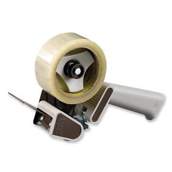 Universal Box Sealing Tape Dispenser w/ 3 in. Core