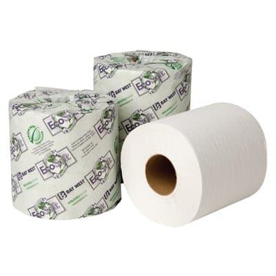 coSoft Green Seal Universal Bathroom Tissue, 1-Ply