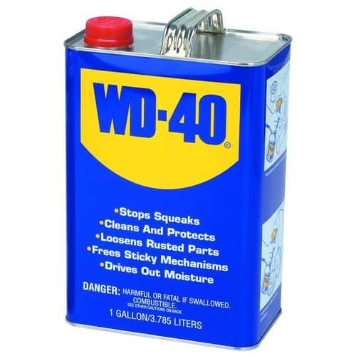 WD-40 1 Gallon Open Stock Lubricant