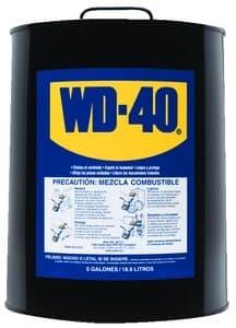 WD-40 5 Gallon Open Stock Lubricant
