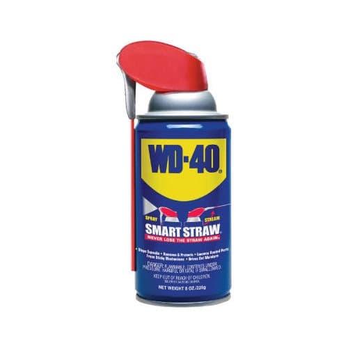 WD-40 8 oz Smart Straw Lubricant