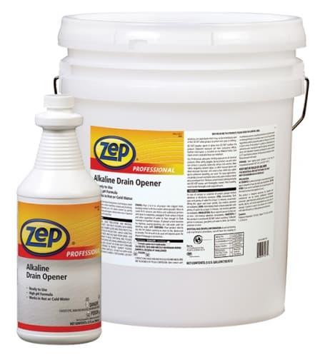 Zep Zep Professional Alkaline Drain Opener 5 Gallons