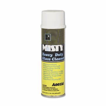 Amrep Misty 20 oz Citrus-Scented Heavy-Duty Glass Cleaner
