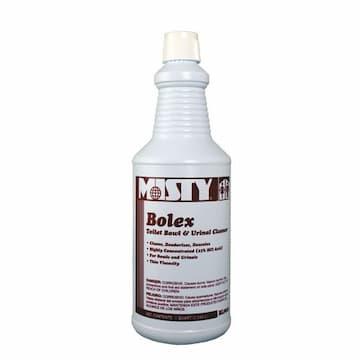 Amrep Misty Misty Bolex Acidic Bathroom Bowl Cleaner, 3 Gal