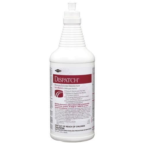 Dispatch Hospital Cleaner Disinfectant w/ Bleach 32 oz