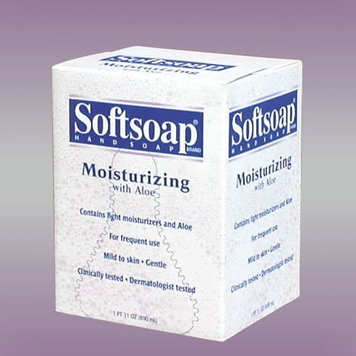 Colgate Softsoap Moisturizing Hand Soap w/ Aloe Refills 800 mL
