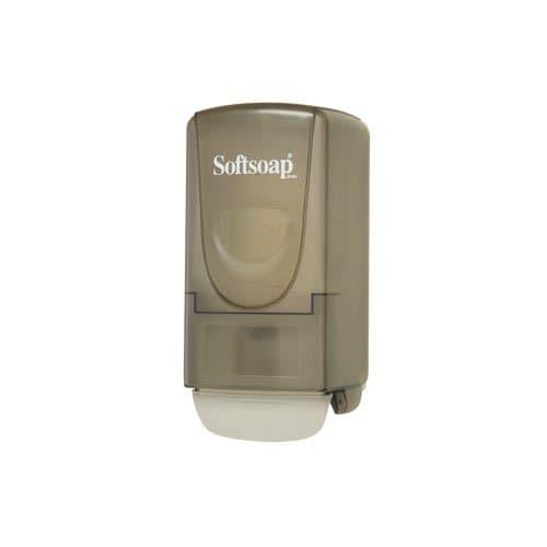 Colgate Softsoap Gray Soap Dispenser for 800 mL 5.25X3.9X10