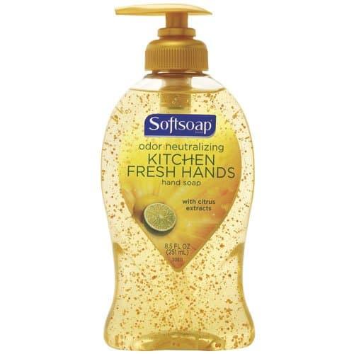 Colgate Softsoap Citrus Kitchen Fresh Scent Hands Hand Soap 8.5 oz.