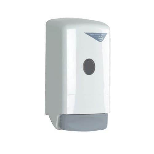 Dial Flex800 Series 800 mL White Dispenser