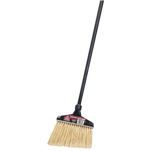 Diversey Ocedar Maxi-Angler 13 in. Sweeping Surface Broom