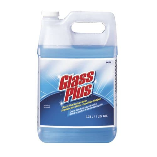 Diversey 1 Gallon Glass Plus Floral Scented Glass Cleaner