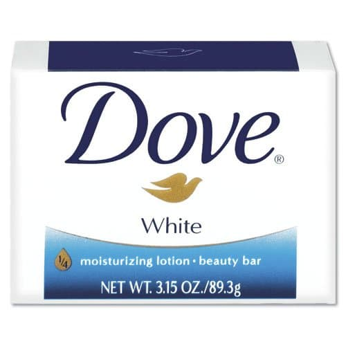 Diversey Dove 3.15 oz. Bar Soap w/ Moisturizing Lotion