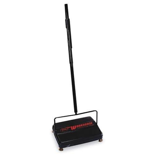 Black Workhouse Carpet Sweeper