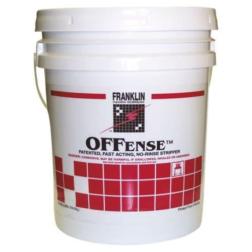 5 Gallon OFFense Rinse-Free Floor Stripper
