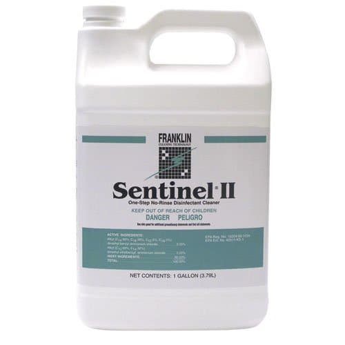 Franklin Sentinel Disinfectant Cleaner 1 Gal